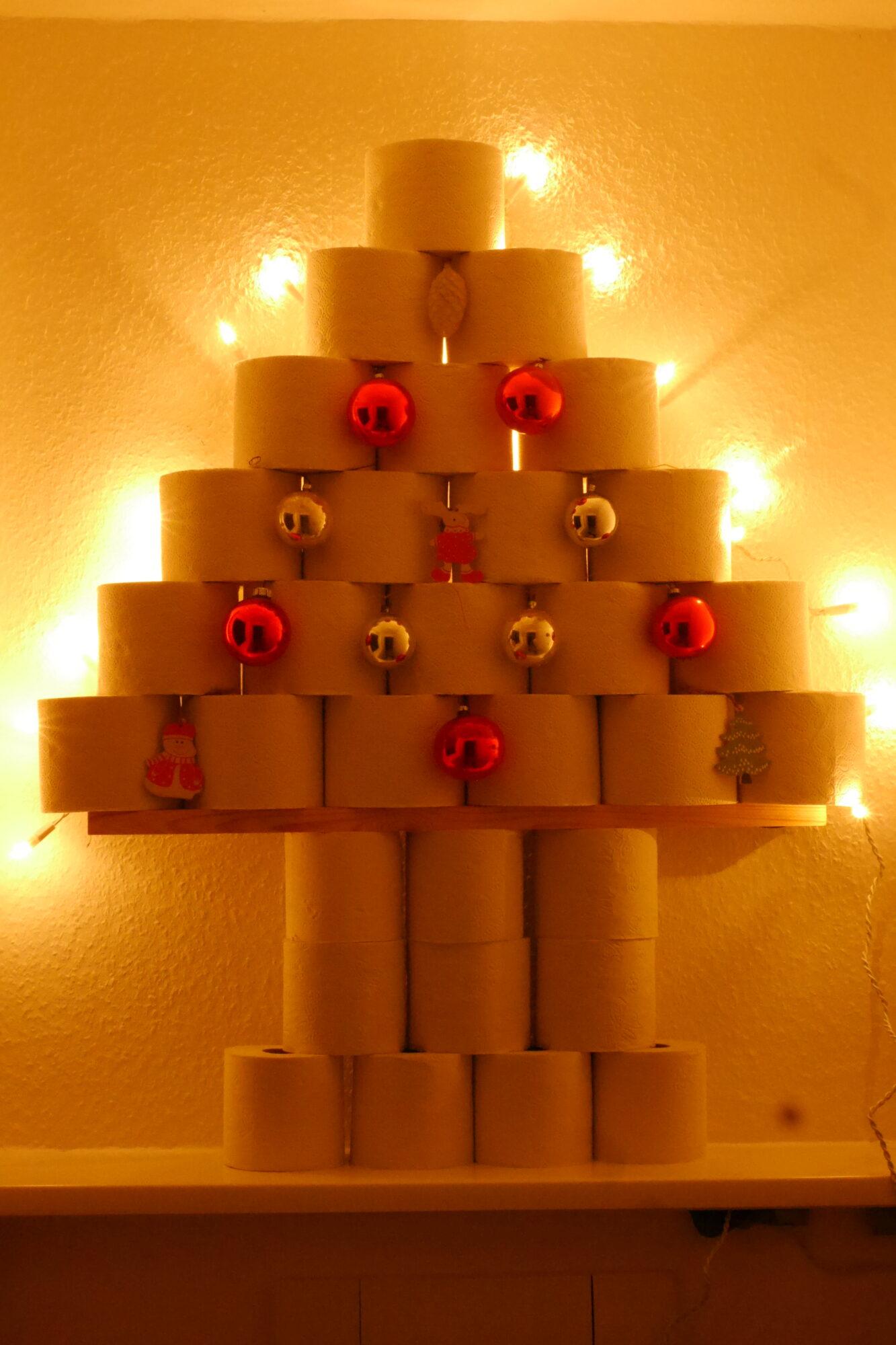 Mein diesjähriger Weihnachtsbaum